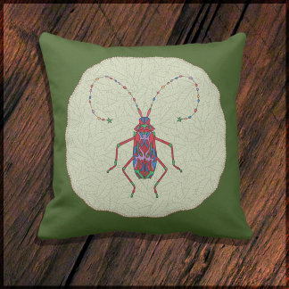 Pillow: Insect
