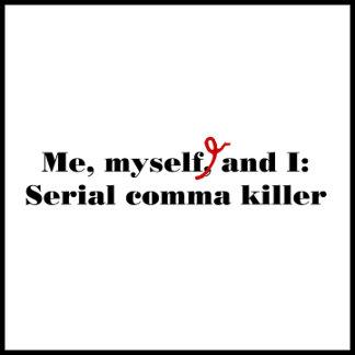 Comma Killer