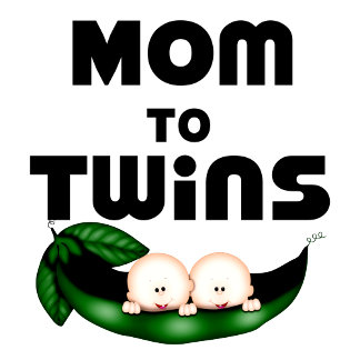 Mom to Twins (Peapod)