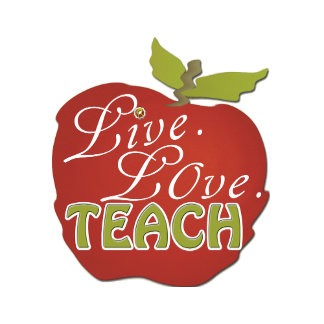 Live Love Teach Personalized Teacher Gifts