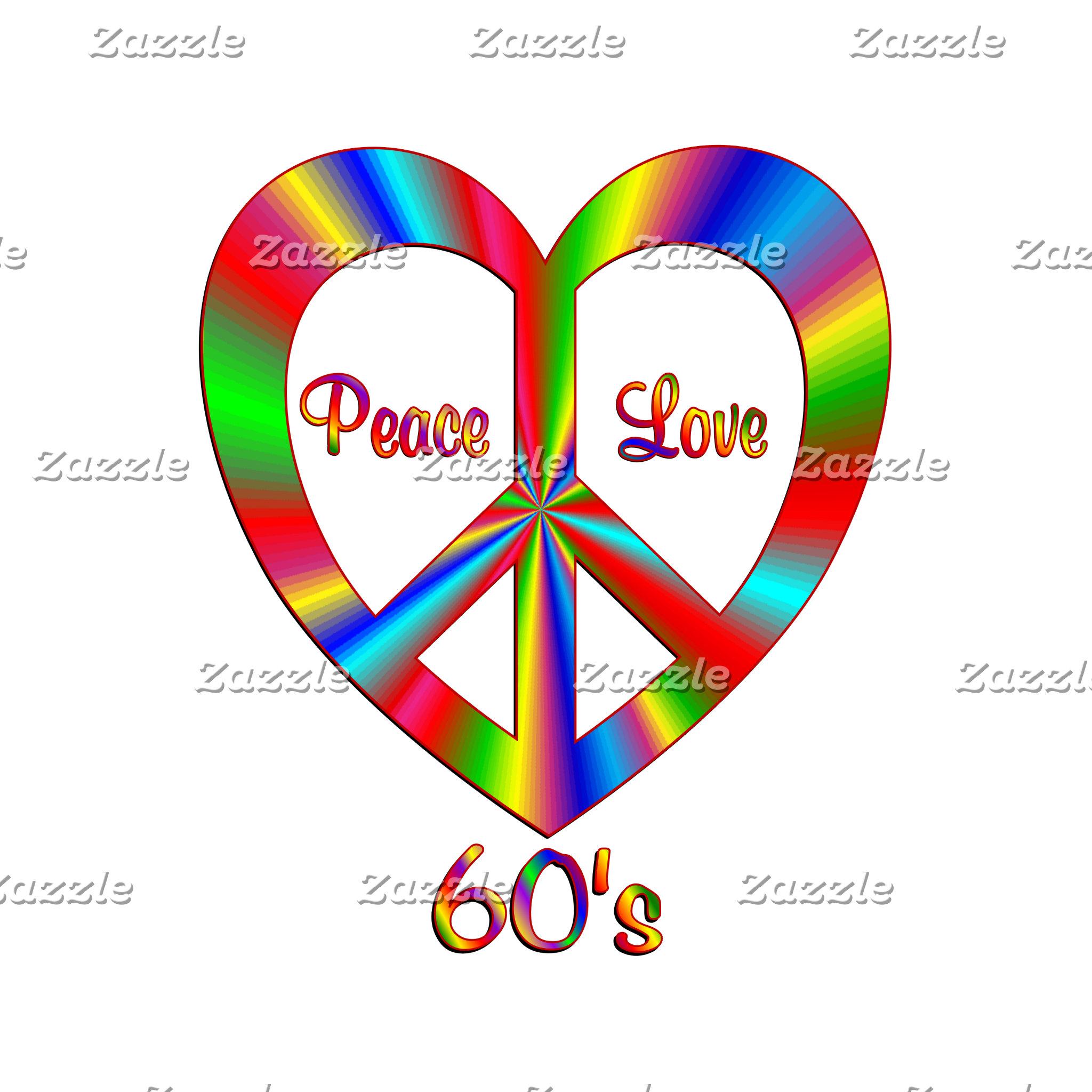 60s Peace Love