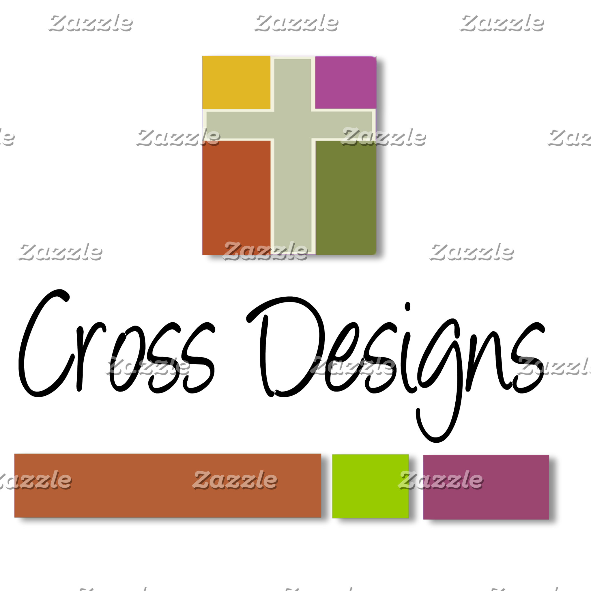 CHRISTIAN CROSS DESIGNS