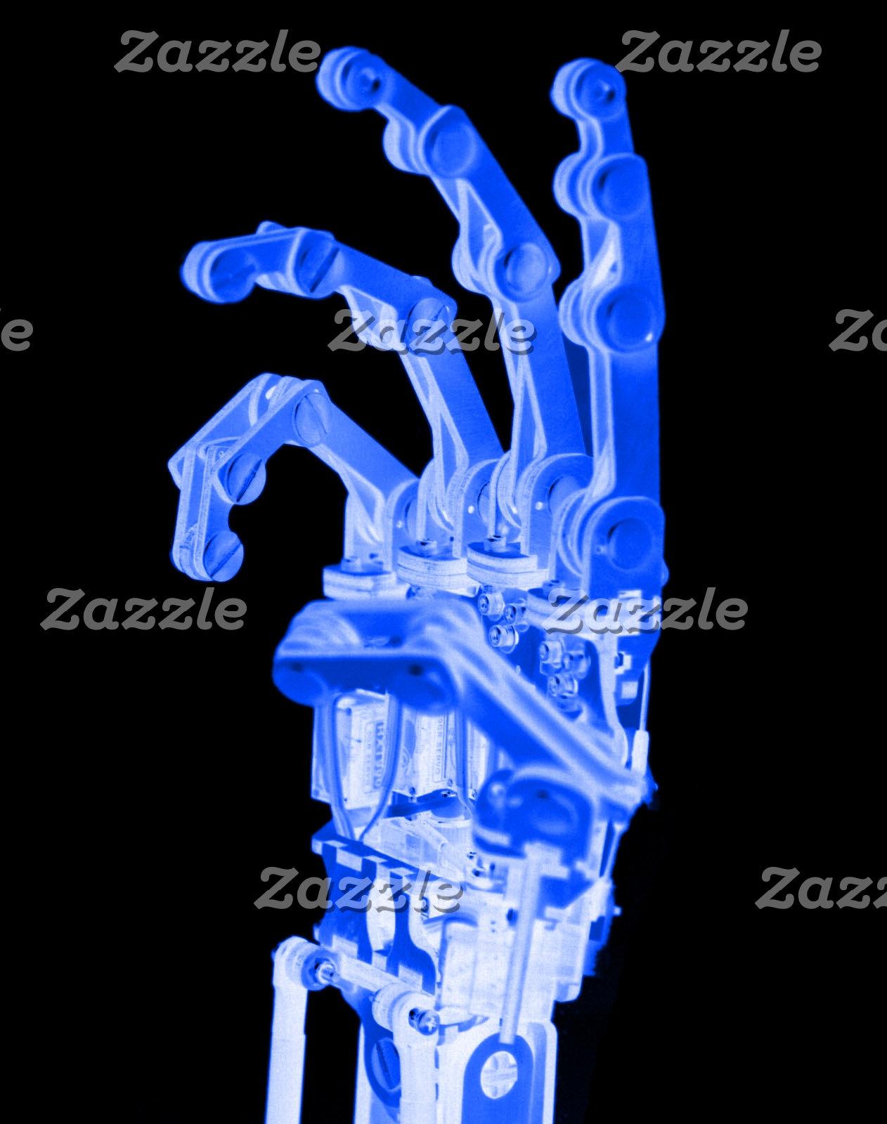 Skeletal Mechanical Hand