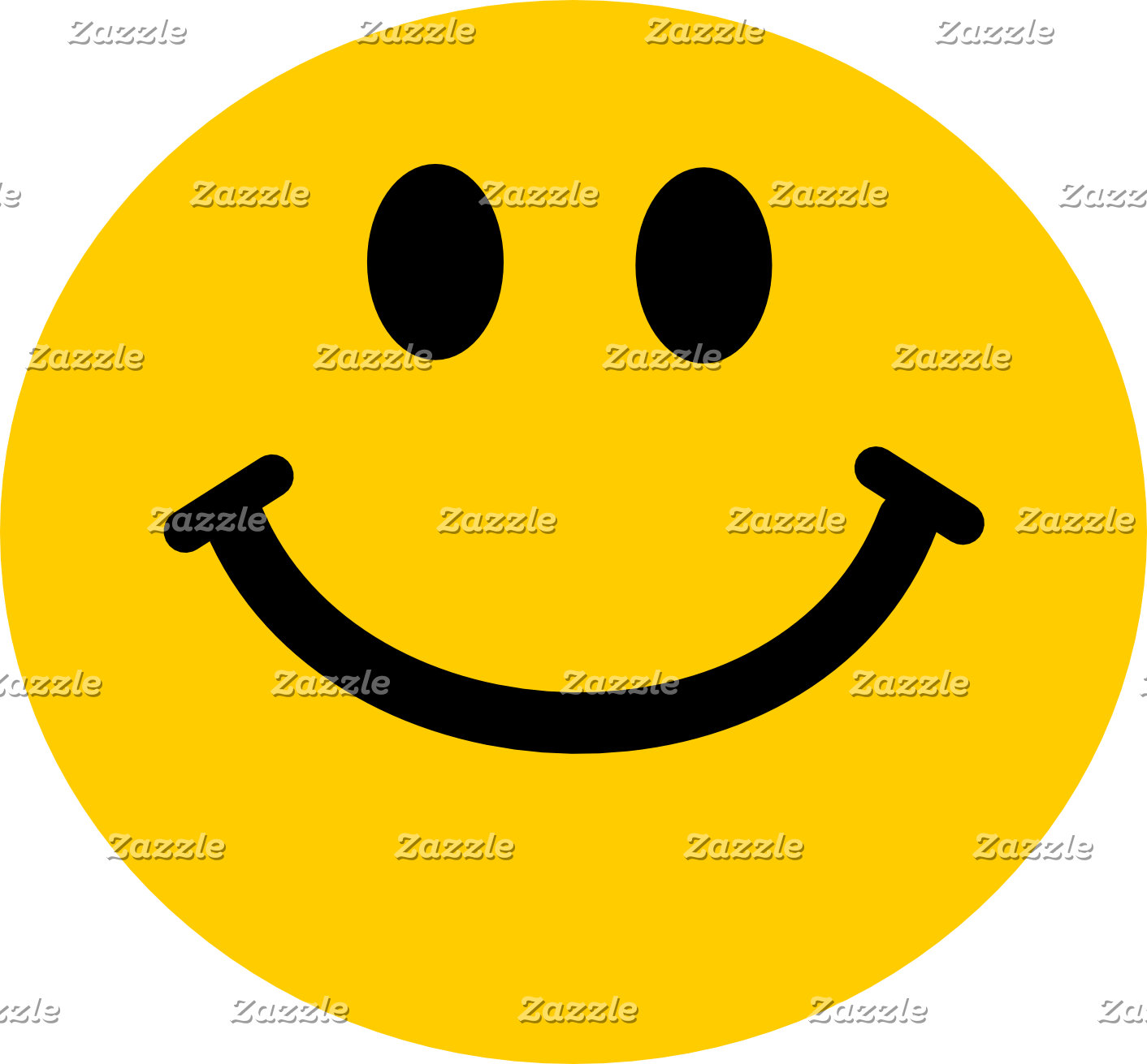 Standard Smiley in various colors