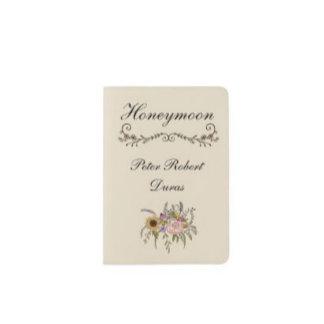 Honeymoon Passport Holders