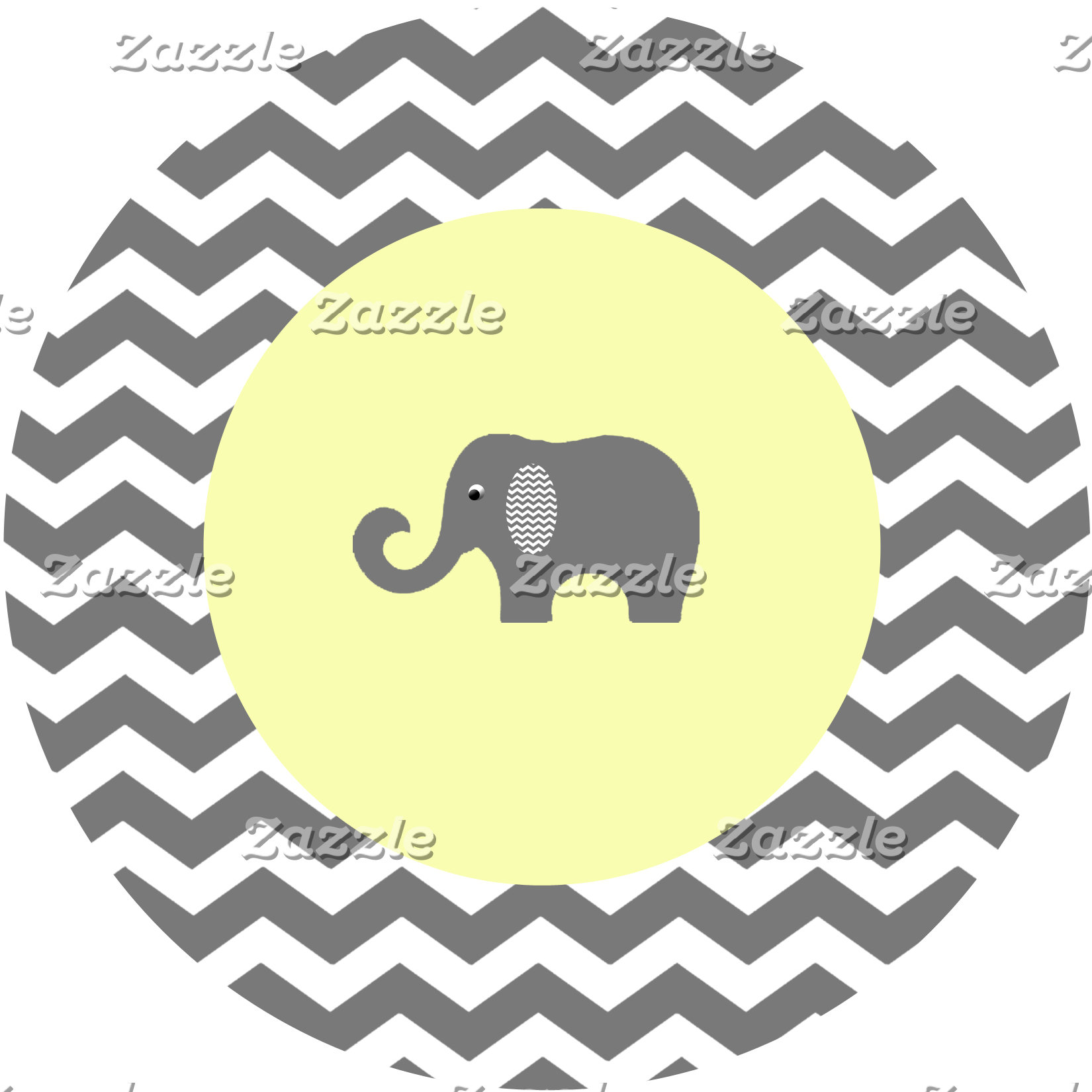 Elephant party decor