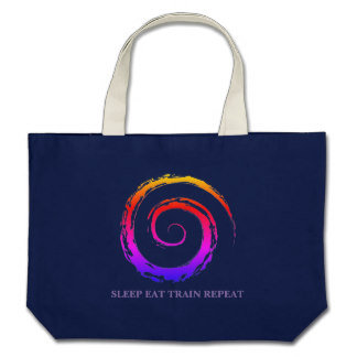 Tote Bags by Inspire Train Fit