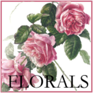 Floral Funeral Sympathy Cards