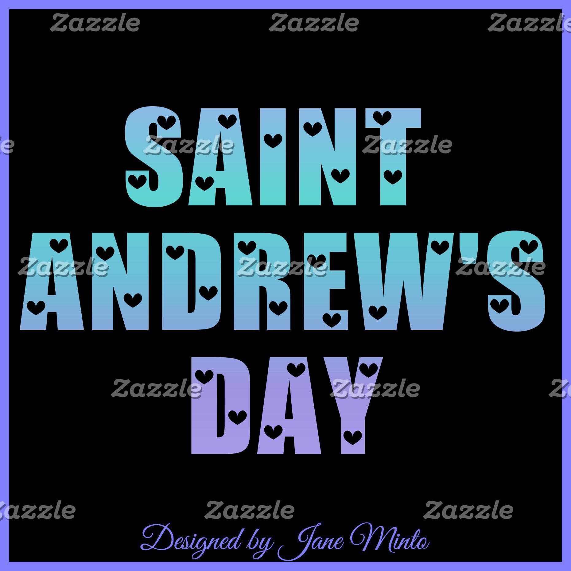 SCOTTISH & ST ANDREWS DAY