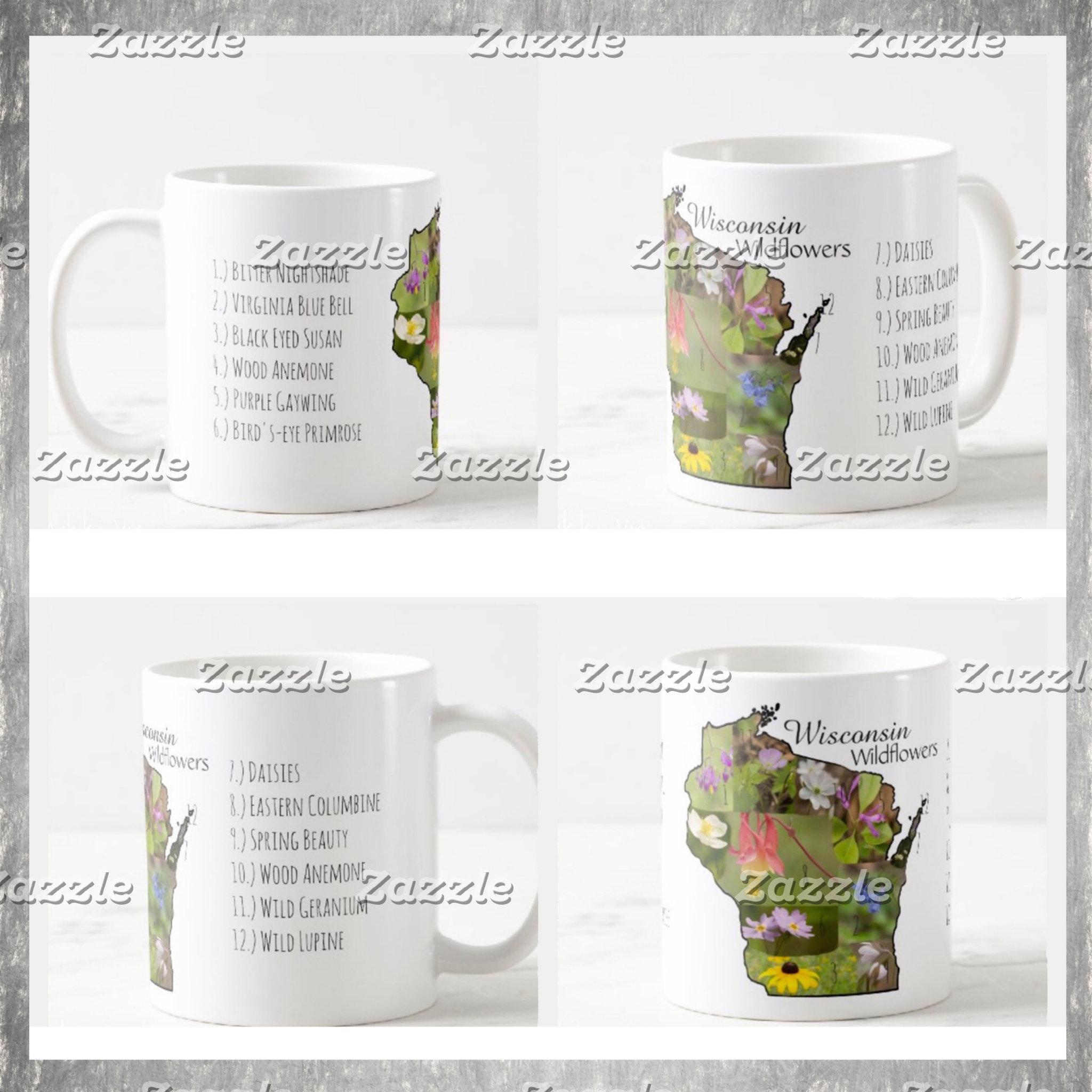 Coffee Cups, Mugs