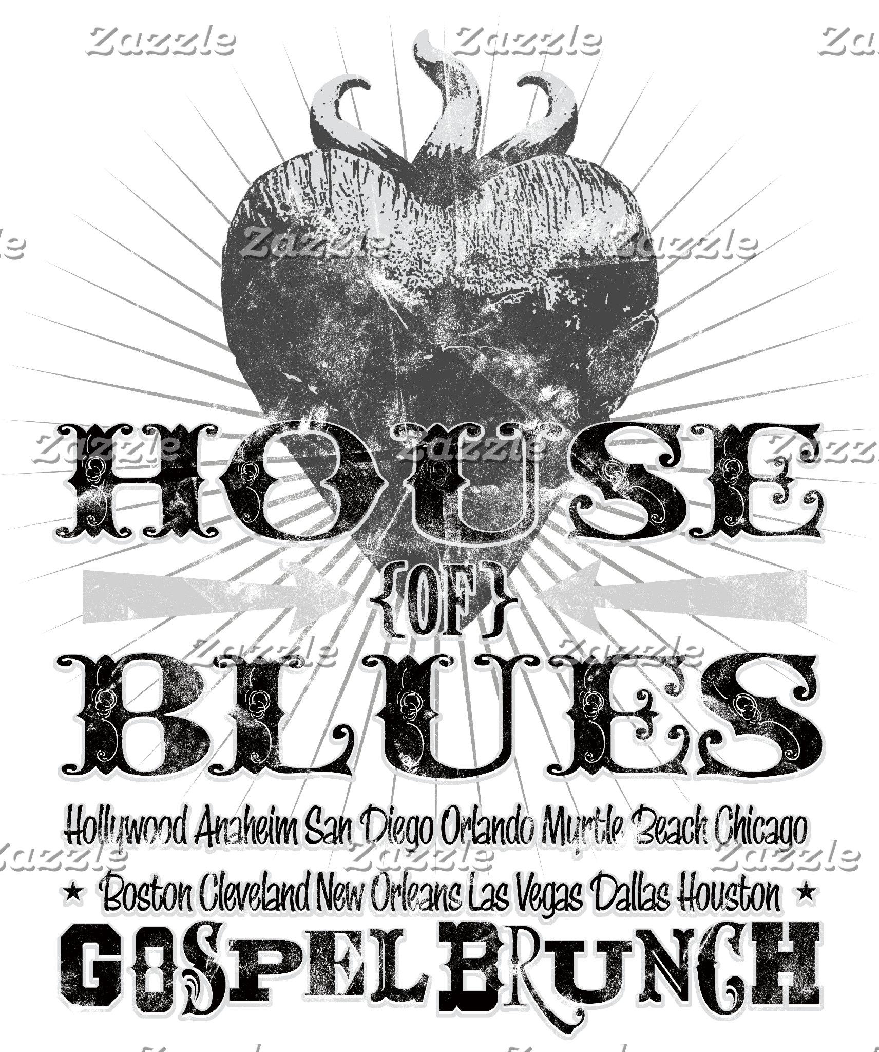 House of Blues - Gospel Brunch