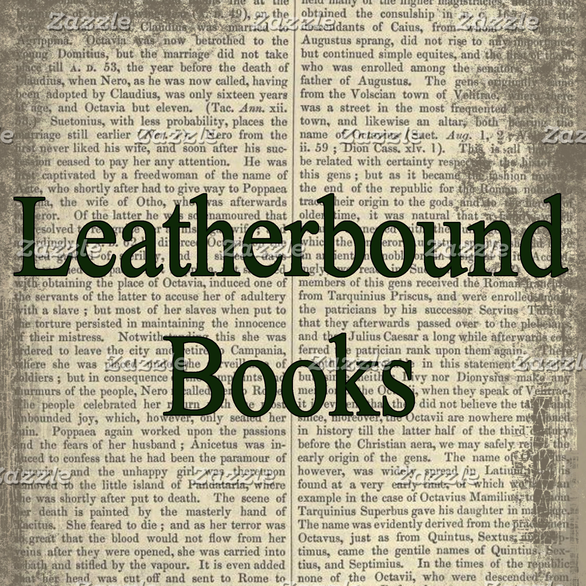 Leatherbound Books