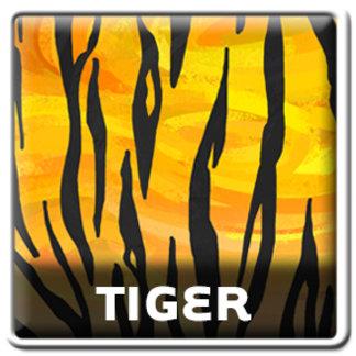 Wild Me Tiger