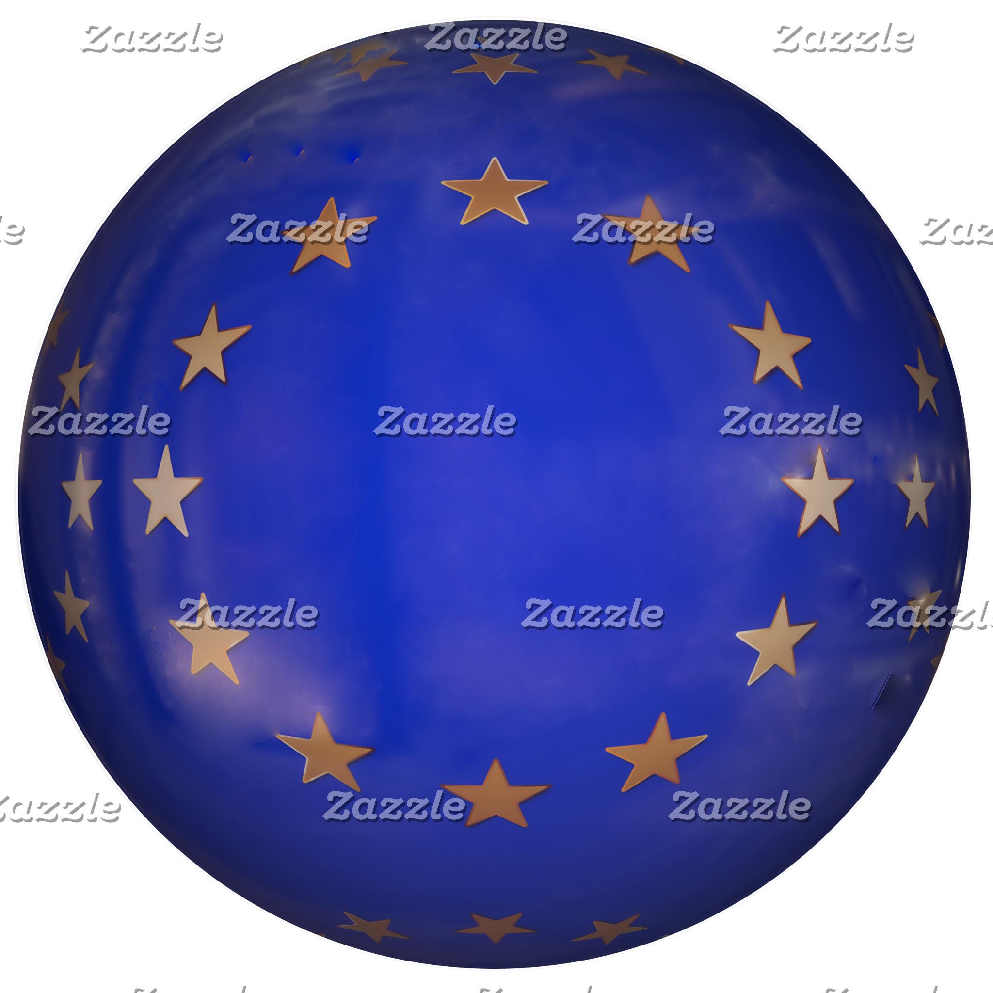 European Union Christmas Ornaments