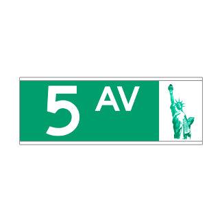+ Street Signs USA