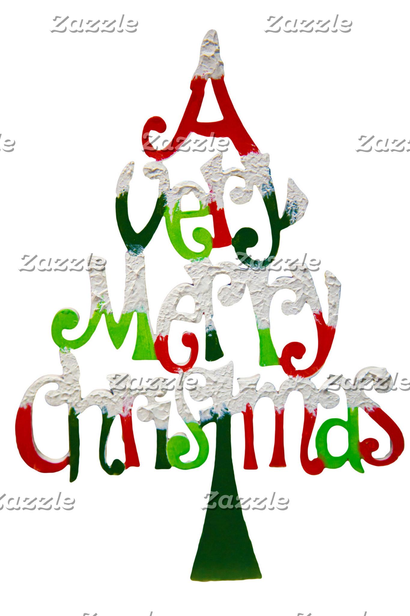 A Very Merry Christmas Tree
