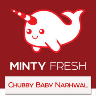 Chubby Baby Narwhal