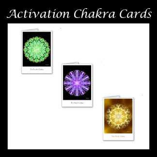 Activation Chakra Cards