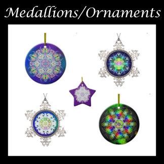 Medallions, Ornaments