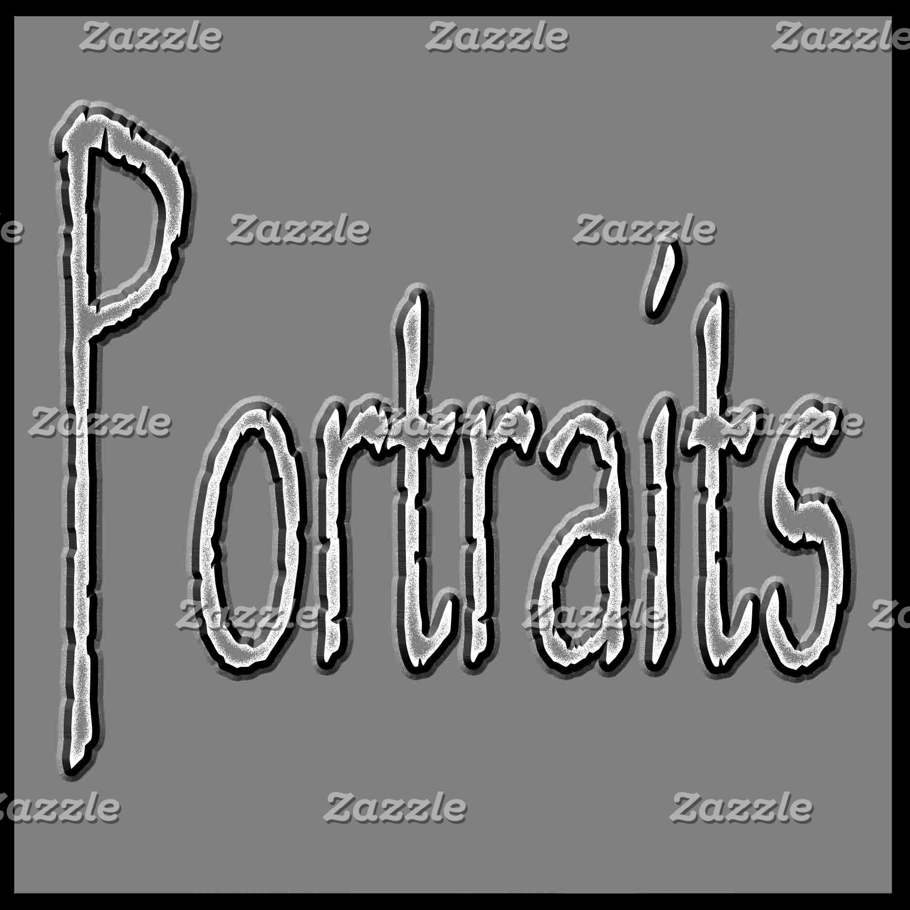 Portrait Plates