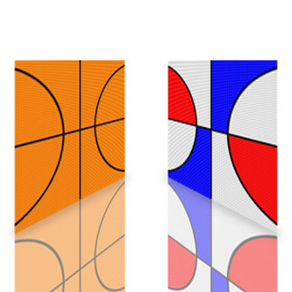 Basketball patterns