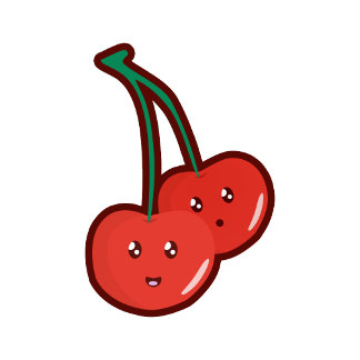 Kawaii cherry