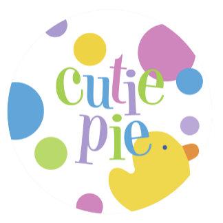 Cutie Pie Duck