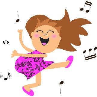 Cute dancer