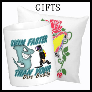 !Gifts including mugs, clocks, pots, pictures, etc