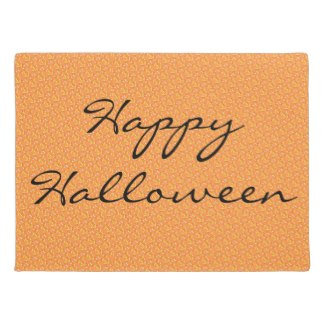 Halloween Doormats