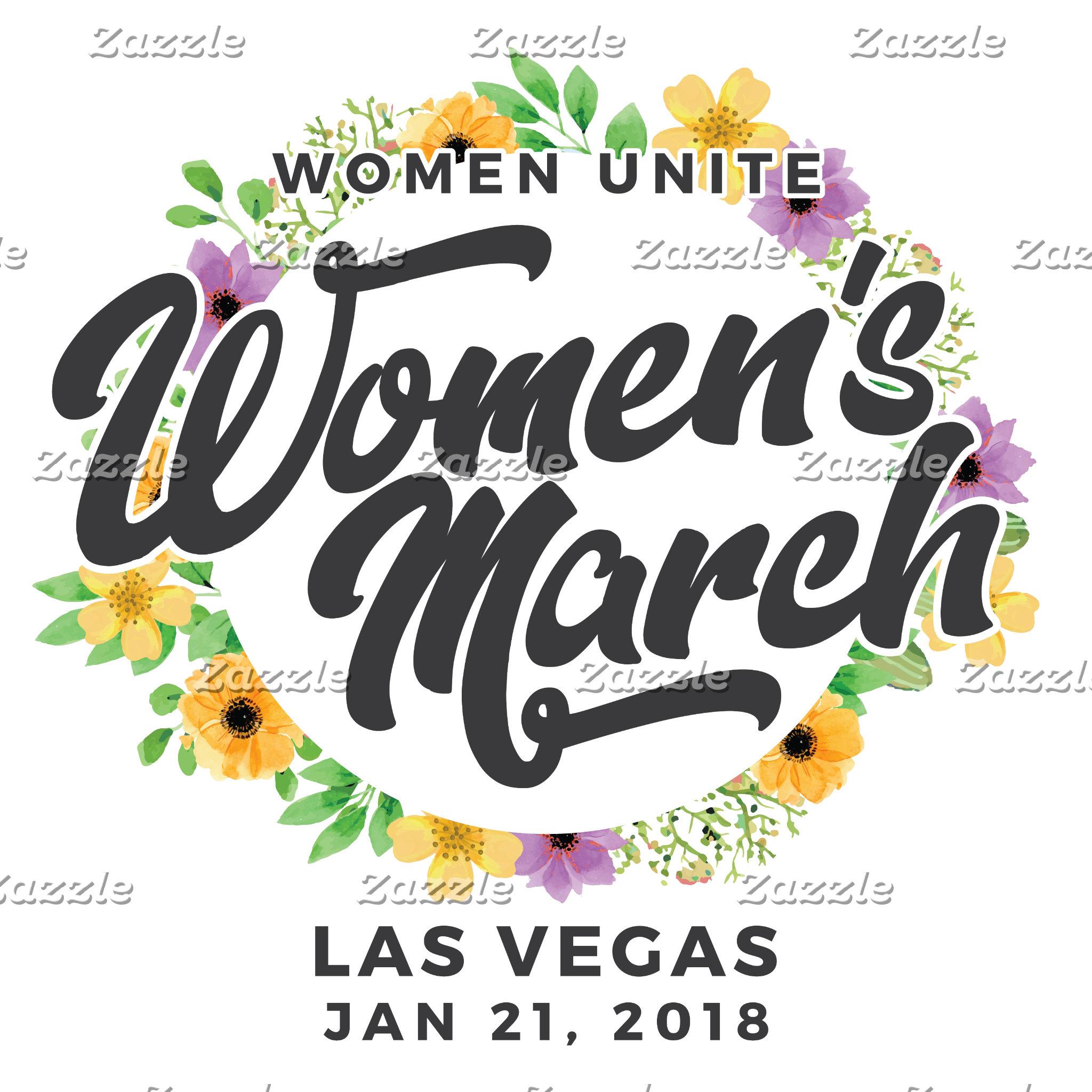 Las Vegas Women's March 2018