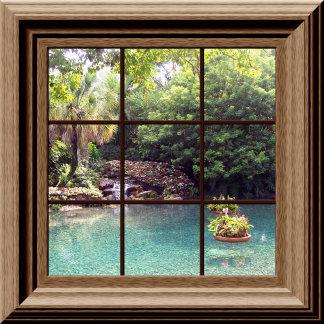 Fake Window Views