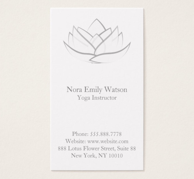Business Cards and Accessories