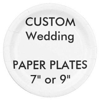 Paper Plates