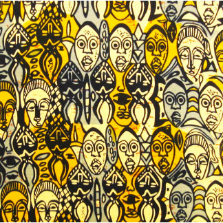 Fabric, Africa