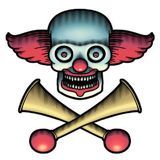 Clown Pirate