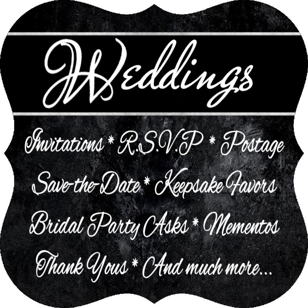 ♥ Weddings ♥