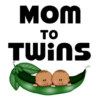 African American Mom to Twins (Peapod)