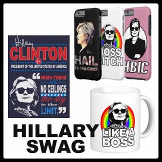 Hillary Swag