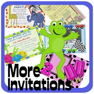 More Invitations