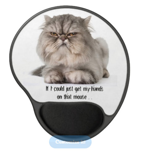 Mousepads, Mugs and Magnets