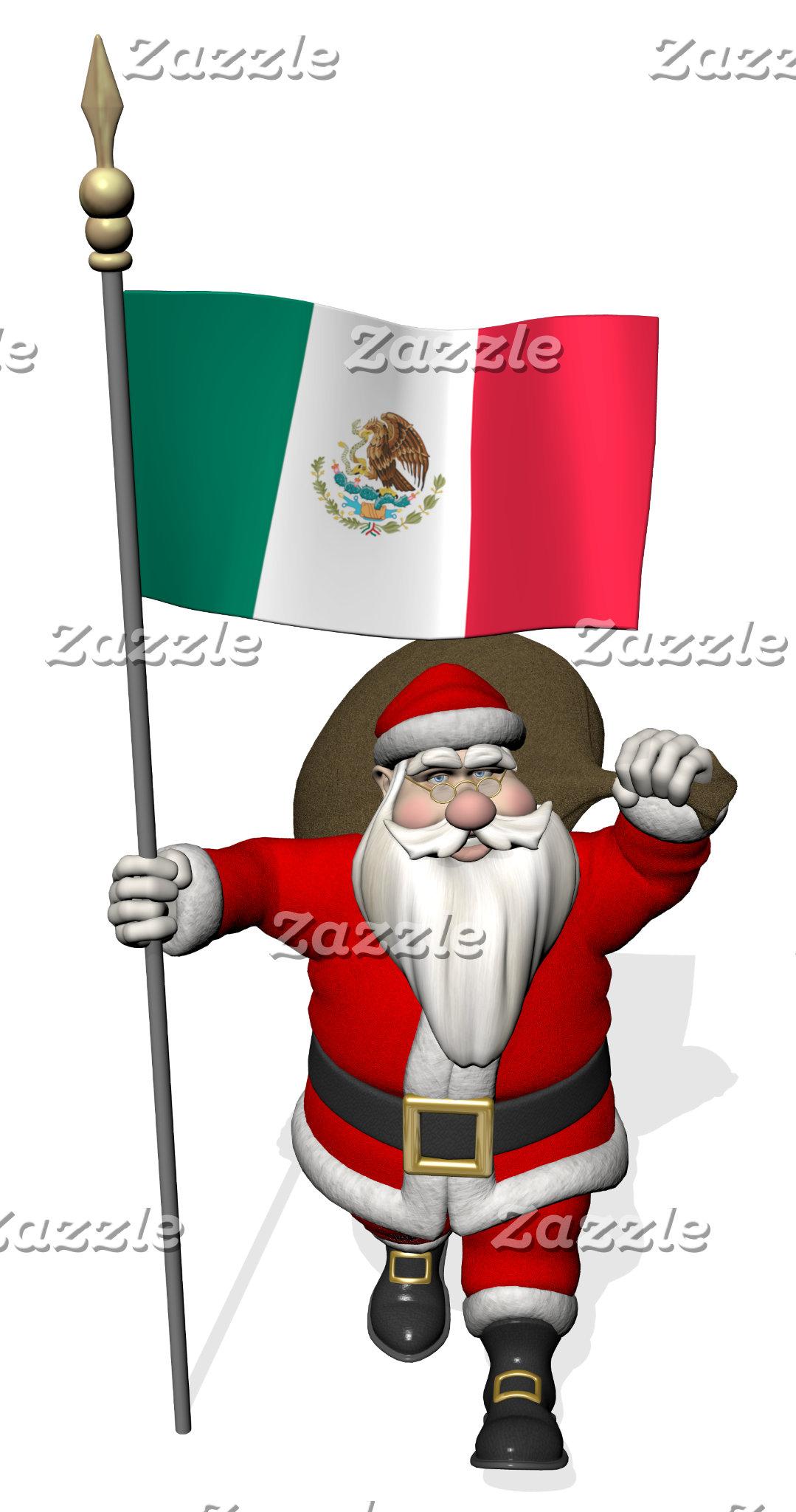 Mexico - Feliz Navidad!