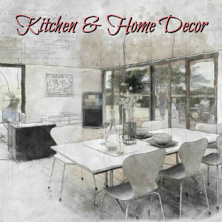Kitchen & Home Decor