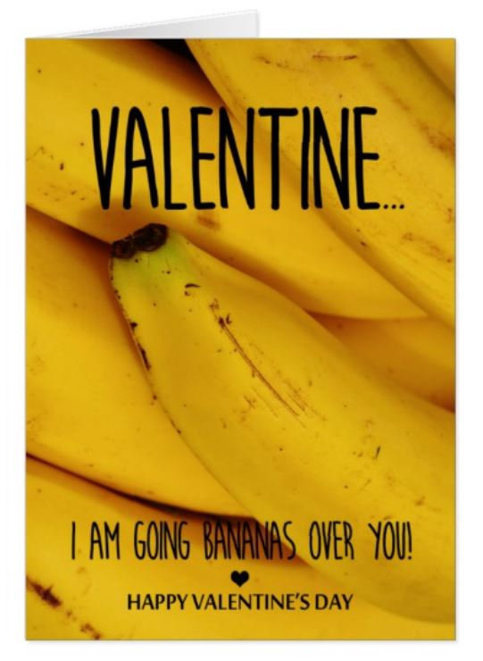 Fruity delicious Valentine's Day Cards