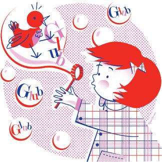 Bubble, Girl!