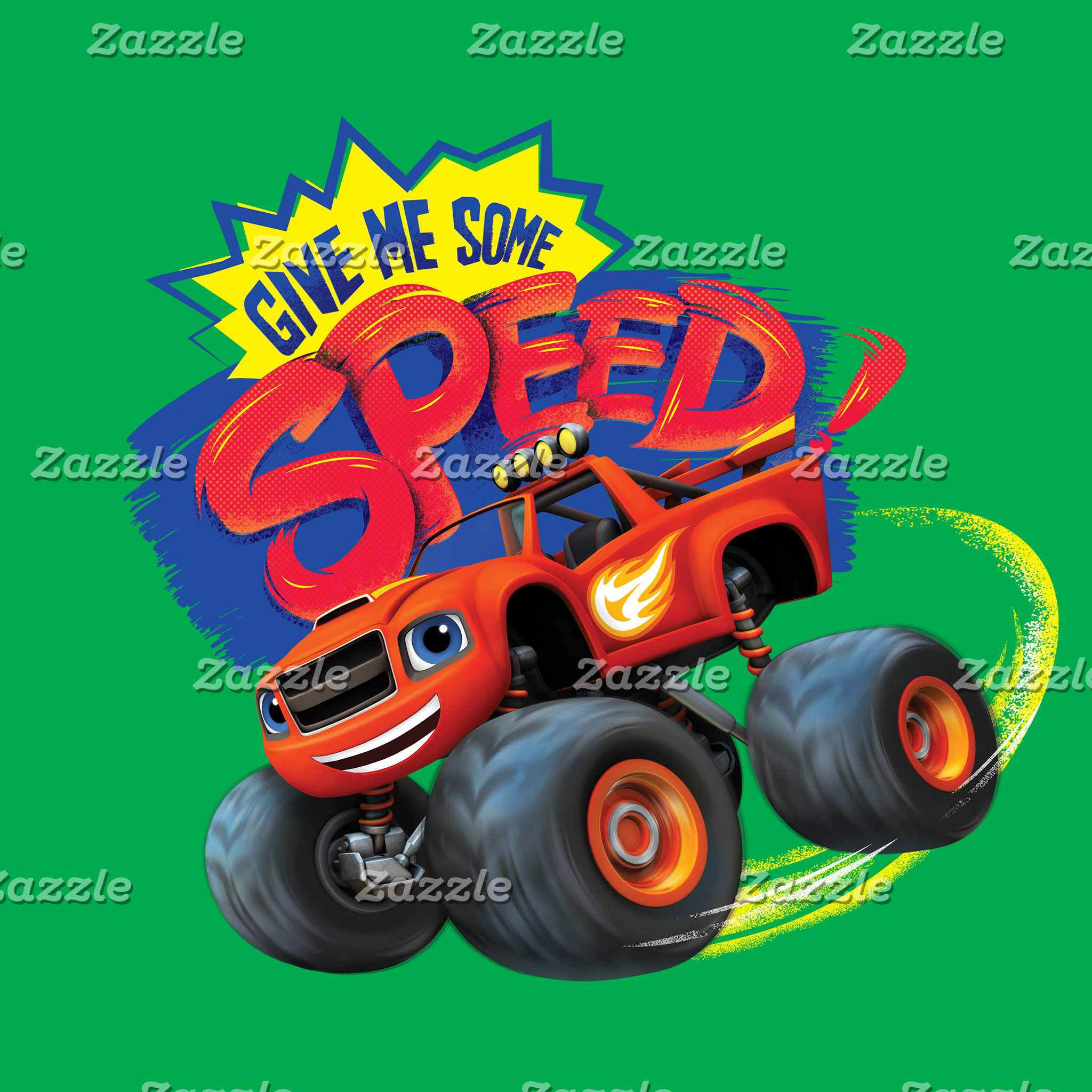Give Me Some Speed
