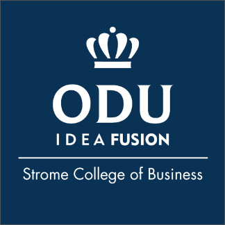 ODU Stacked Logo