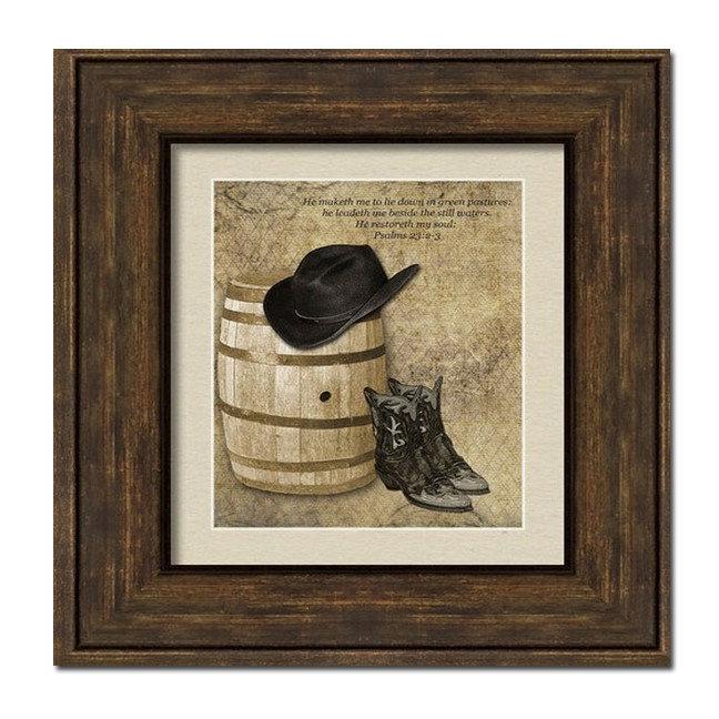 Barrel and Boots
