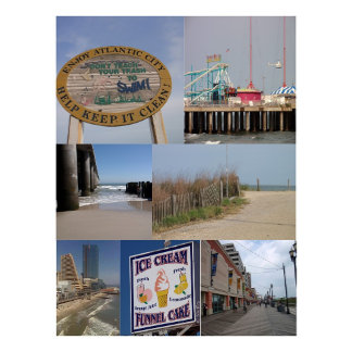 Atlantic City Boardwalk Photos