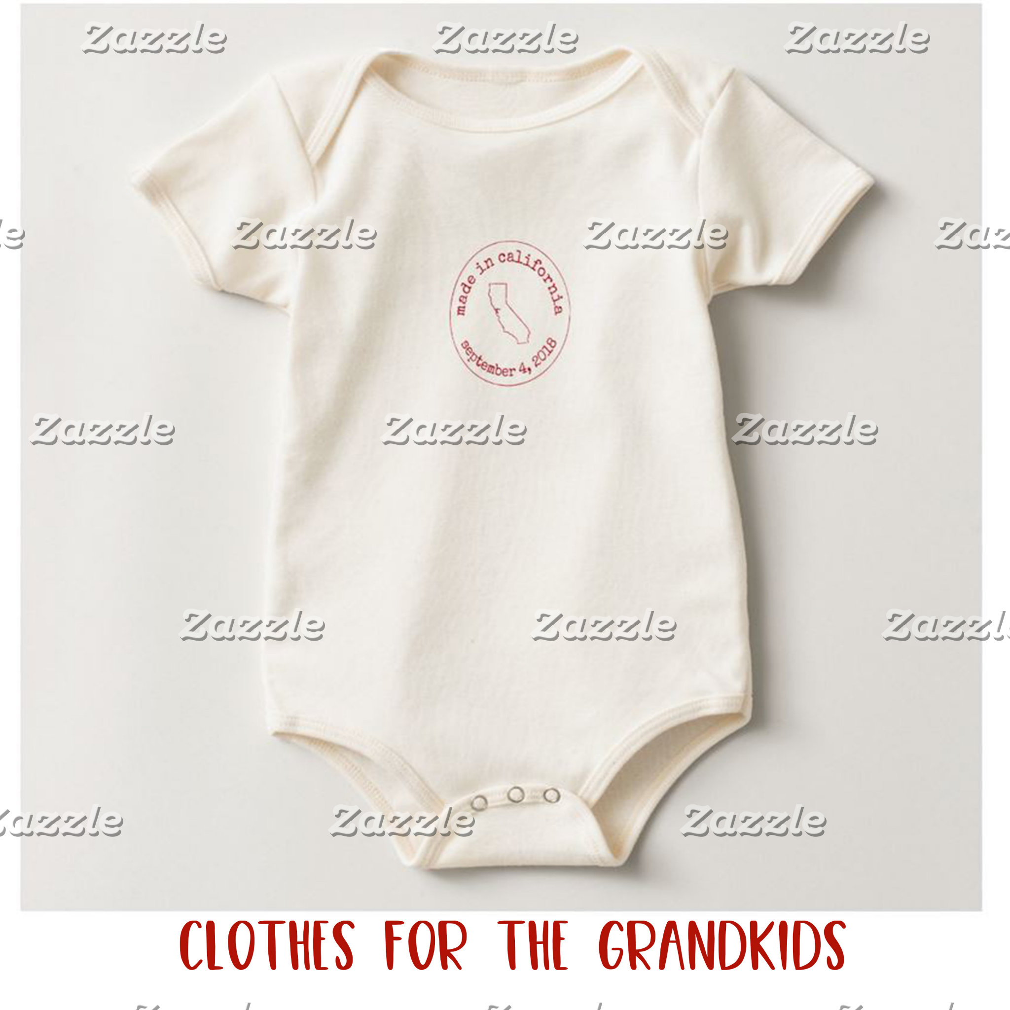 Clothes for the Grandkids